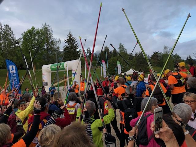 Nordic Walking Vercors